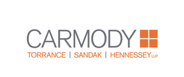 carmody logo in orange